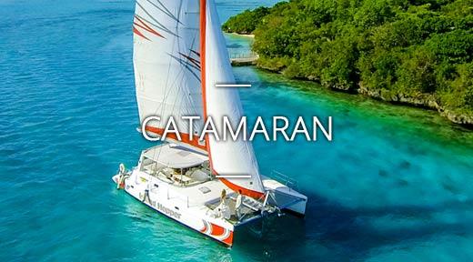 Solution motorisation Voilier catamaran
