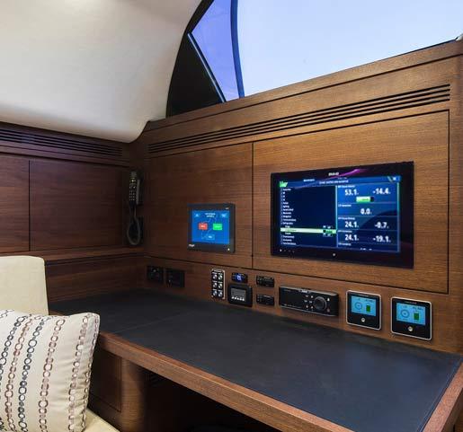 McConaghy Frers 57 bateau electrique