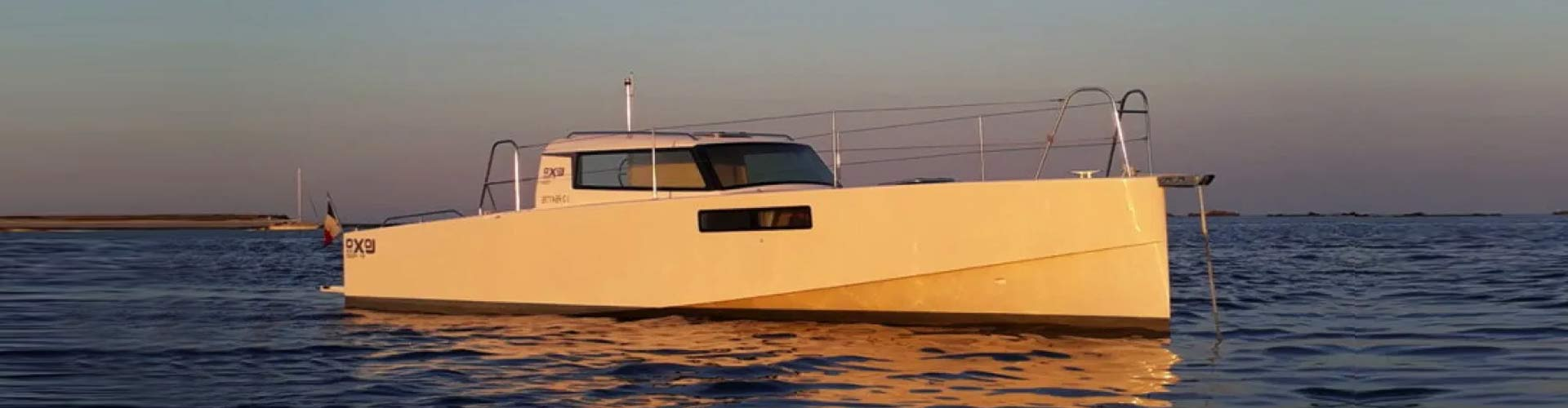 bateau à moteur électrique Pogo Loxo