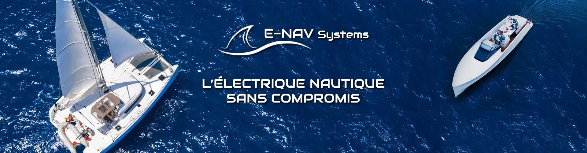 enav-systems installateur de motorisation électrique pour bateau