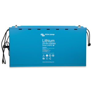 batterie lithium Victron LiFePO4 200Ah 25,6V