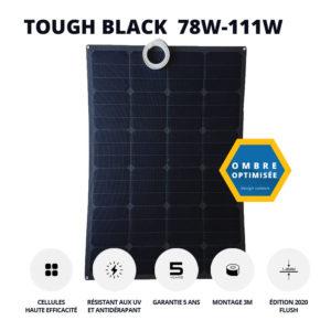 panneau solaire sunbeam systems pliable tough black
