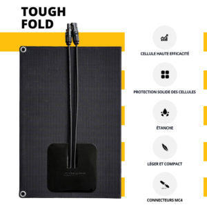 panneau solaire sunbeam systems pliable tough fold