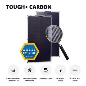 panneau solaire sunbeam systems tough + carbon
