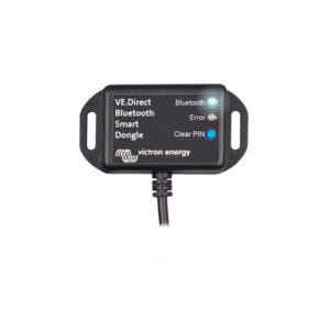 Clé électronique Bluetooth Smart reliée à VE.Direct