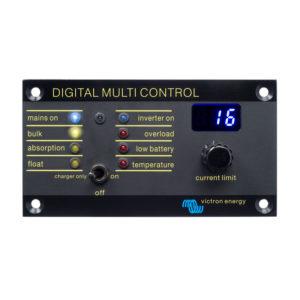 Panneau de controle numérique