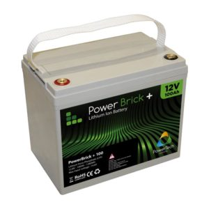 batterie Powerbrick LifePO 12V 100Ah