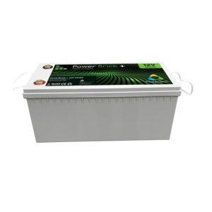 batterie Powerbrick LifePO 12V 250Ah