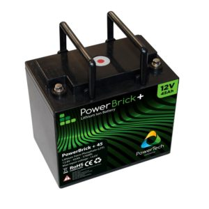 batterie Powerbrick LifePO 12V 45Ah