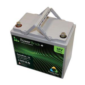 batterie Powerbrick LifePO 12V 70Ah
