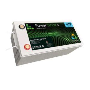 batterie Powerbrick LifePO 24V 150Ah