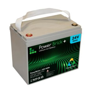 batterie Powerbrick LifePO 24V 50Ah